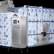 热泵烘干机污泥低温干化设备