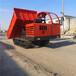 全地形工程農用履帶式運輸車爬山虎拖拉機