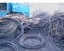 吴忠电缆收购-电缆回收-吴忠不剥皮废电线回收图片