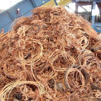 马鞍山回收铜电缆1.800的价格