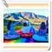 nb88新博手机版也能看风景花海七彩滑道网红彩虹滑道户外游乐设施