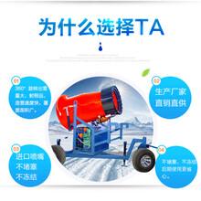 國產造雪機產雪量造雪機設備進口造雪機設備戲雪設備廠家圖片