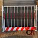 基坑防護欄報價財潤建筑護欄井口防護