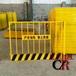 网片基坑护栏报价财润隔离栏建筑工地隔离栏建筑井口防护网