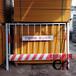 豎桿護欄報價財潤供應建筑工地防護欄井口施工防護網