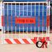 工地護欄價格財潤供應工程施工圍欄人貨電梯安全門