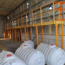日照玻璃钢操作平台厂家图片