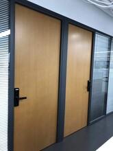 内蒙锡林浩特办公隔断安装服务图片