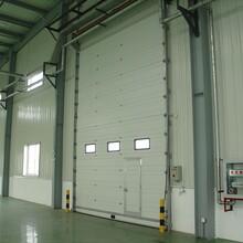 二连浩特工业提升门安装维修图片