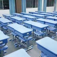钦州学生课桌定制厂家图片
