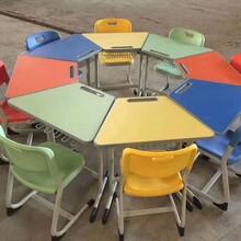 广西课桌椅价格图片