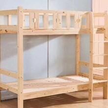 珠海双层木床价格图片