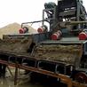 滚筒筛沙机洗沙之后残留废水的处理方法,污水压滤机使用效果
