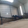 山西煤矸石破碎制砂设备碎石的环保回收机械移动螺旋洗石机