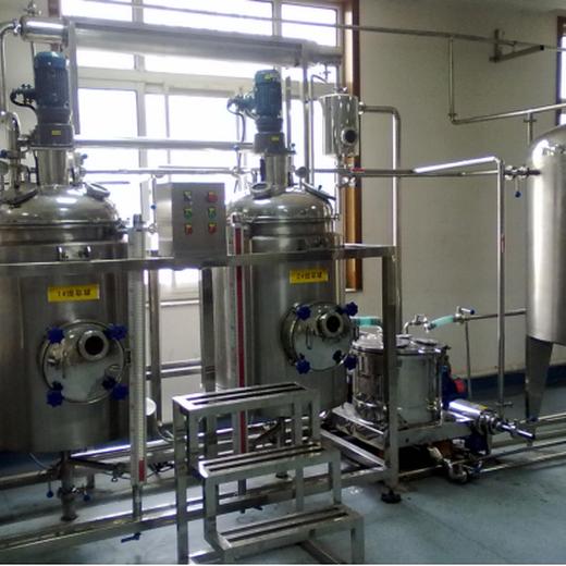 膜濃縮設備制作精良,滿液式降膜蒸發器