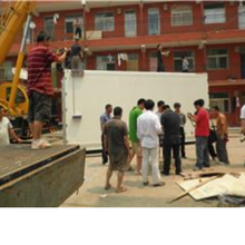 东城区设备搬迁队伍图片