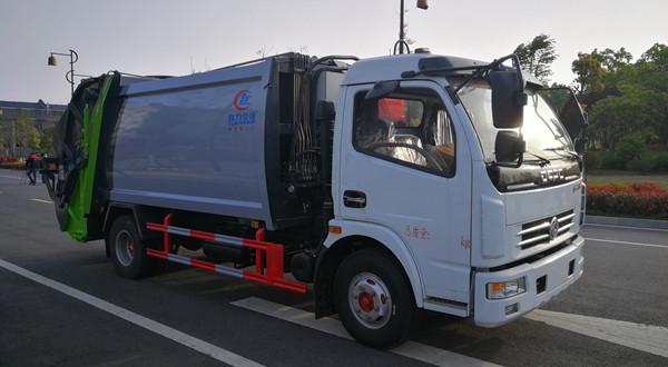德宏州10方程力压缩垃圾车价格
