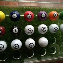 蘭州全新高爾夫卡通球銷售圖片