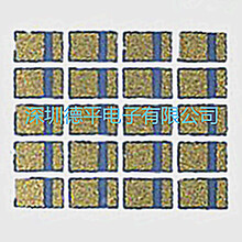 德平電子可定制99.6%純度氧化鋁陶瓷薄膜電路圖片