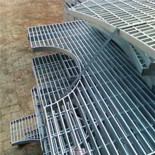 钢格板热镀锌网格板麻花钢格板钢格栅板生产厂家图片