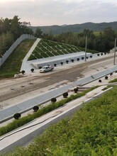高鐵綠化施工圖片