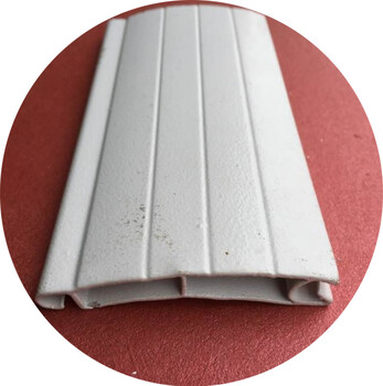 深圳厂家全国直销55型双层电动铝合金卷帘门窗车库门