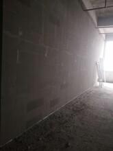 畢節輕質加氣磚隔墻施工團隊圖片