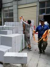 安順輕質加氣磚隔墻安裝工程圖片
