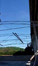 揭陽鋼構大棚施工報價圖片