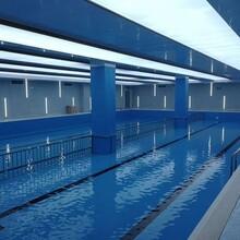 鋼結構拆裝泳池的優勢,選擇拆裝泳池的優勢
