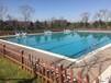 鋼結構泳池建造具有幾個優點