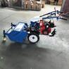 手扶式果園碎草機果園荒草粉碎機柴油動力滅草機