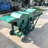干鲜秸秆揉丝机养殖场畜饲料揉搓机粉碎揉丝机