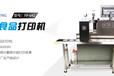 FP-642高速全彩色食品打印設備餅干生產線噴墨圖案印刷機