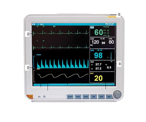 监护仪的呼吸检测原理_心电监护仪图片