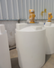 2噸塑料化工加藥箱,反滲透化工儲罐,2000升寧波塑料攪拌桶