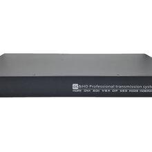 小鱼视频机架式VGA4路高清视频光端机图片