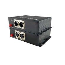 小鱼视频音频光端机,音频光纤收发器,音频延长器图片