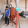 木材超细粉碎设备立式木粉机超细制香木粉机实力说话