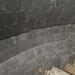 安裝壓延微晶鑄石板玄武巖灰渣溝鑲板混凝土下煤口粘貼定做