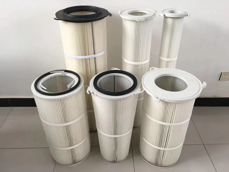 厂家供应替代除尘滤筒抛丸机滤筒3266滤筒除尘滤筒滤芯厂家