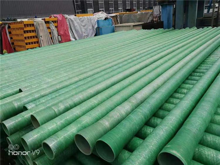 揭阳玻璃钢排水管道用途饮用水玻璃钢管道