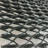 厂家直销三维复合排水网垃圾填埋场用渗水短丝三维土工复合排水网