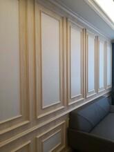 平顶山绿色环保竹木纤维集成墙,竹木纤维墙板图片
