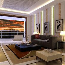 信阳竹木纤维集成墙面尺寸图片