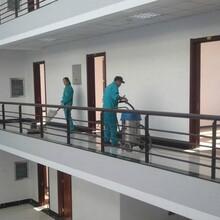 北京醫院開荒保潔公司圖片