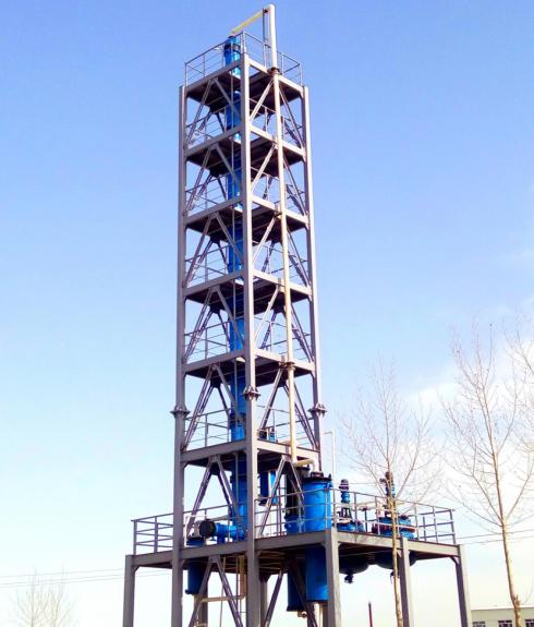 盐酸提纯、三效石墨蒸发设备、盐酸浓缩、废酸石墨蒸发处理设备