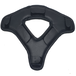 3DVR眼鏡防汗頭墊頭戴海棉墊蛋白皮舒適防汗柔軟頭襯