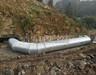 青海西宁钢波纹管金属波纹管安装拼装波纹管公路涵管厂家