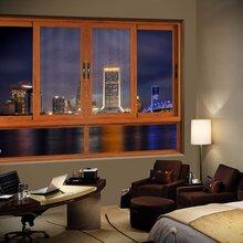 贝思克门窗铝合金推拉窗有怎样方面的特点图片